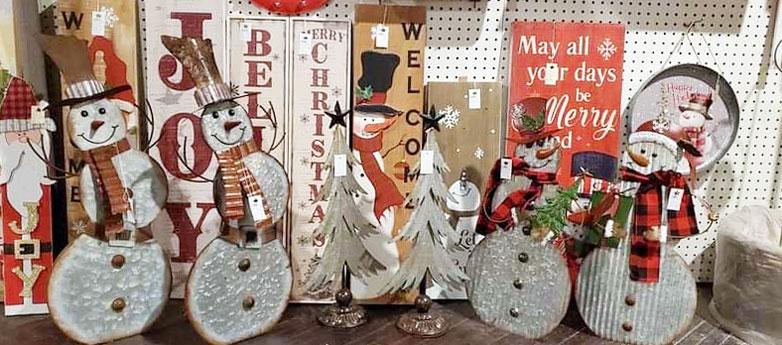 Holiday Santas